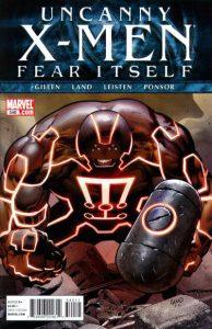 The Uncanny X-Men #540 (2011)