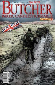 The Boys: Butcher, Baker, Candlestickmaker #2 (2011)