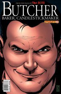 The Boys: Butcher, Baker, Candlestickmaker #1 (2011)