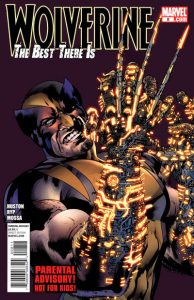 Wolverine: The Best There Is #8 (2011)