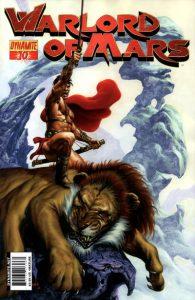 Warlord of Mars #10 (2011)