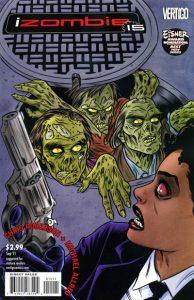 I, Zombie [iZombie] #15 (2011)