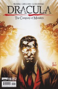 Dracula: The Company of Monsters #12 (2011)