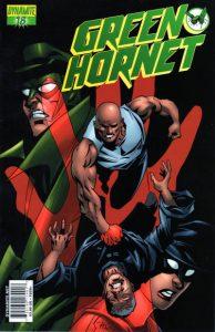 Green Hornet #18 (2011)