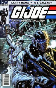G.I. Joe: A Real American Hero #168 (2011)