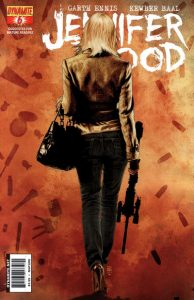 Jennifer Blood #6 (2011)