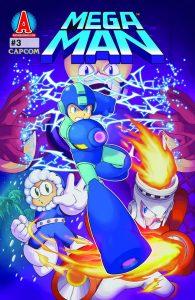 Mega Man #3 (2011)