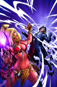 Grimm Fairy Tales Myths & Legends #7 (2011)