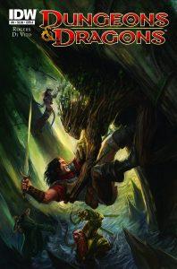 Dungeons & Dragons #9 (2011)