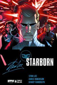 Starborn #8 (2011)