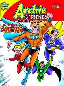 Archie & Friends Double Digest Magazine #7 (2011)