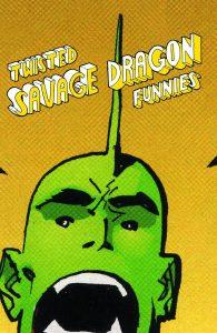 Twisted Savage Dragon Funnies #1 (2011)