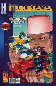 Murcielaga She-Bat #13 (2011)