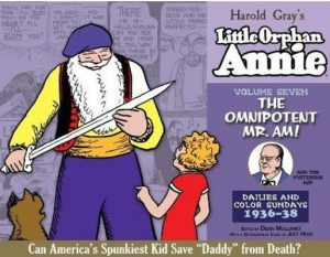 The Complete Little Orphan Annie #7 (2011)