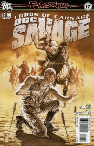 Doc Savage #17 (2011)