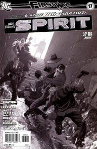 The Spirit #17 (2011)
