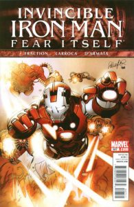 Invincible Iron Man #507 (2011)