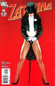 Zatanna #16 (2011)