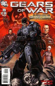 Gears of War #19 (2011)