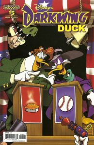 Darkwing Duck #15 (2011)
