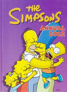 The Simpsons Annual #2012 (2011)