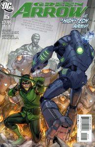 Green Arrow #15 (2011)