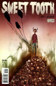 Sweet Tooth #24 (2011)