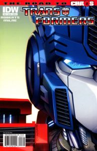 The Transformers #23 (2011)