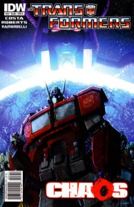 The Transformers #24 (2011)