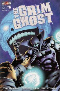 Grim Ghost #6 (2011)