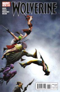 Wolverine #13 (2011)
