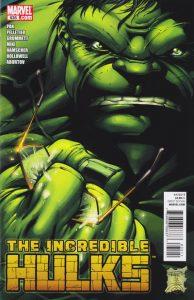 Incredible Hulks #635 (2011)