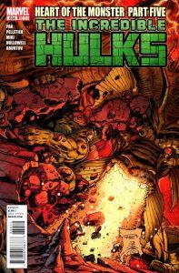 Incredible Hulks #634 (2011)