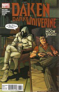 Daken: Dark Wolverine #13 (2011)