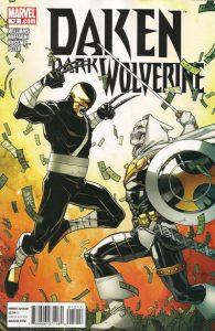 Daken: Dark Wolverine #12 (2011)