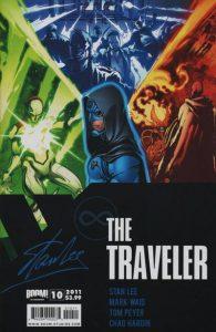 The Traveler #10 (2011)