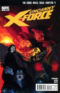 Uncanny X-Force #14 (2011)
