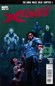 Uncanny X-Force #13 (2011)
