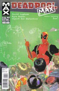 Deadpool Max #11 (2011)