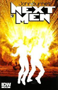 John Byrne's Next Men #9 (2011)