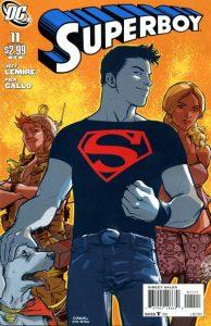 Superboy #11 (2011)