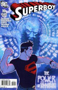 Superboy #10 (2011)