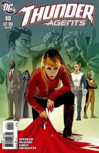T.H.U.N.D.E.R. Agents #10 (2011)