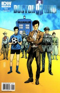 Doctor Who #8 (2011)