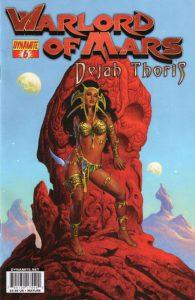 Warlord of Mars: Dejah Thoris #6 (2011)