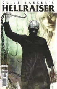 Clive Barker's Hellraiser #6 (2011)