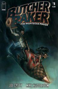 Butcher Baker, the Righteous Maker #6 (2011)