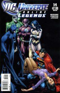 DC Universe Online Legends #14 (2011)