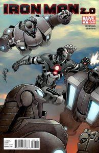 Iron Man 2.0 #8 (2011)