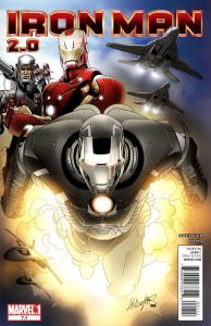 Iron Man 2.0 #7.1 (2011)